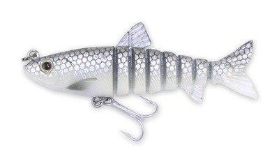 100 Vudu Mullet Silver Streak 3.5 inch 1/4 oz (1/pk)