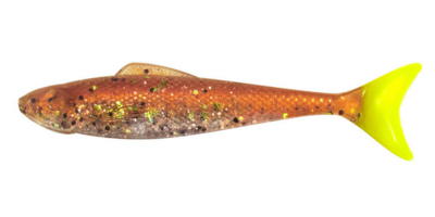 133 Wedgetail Copper Penny/Chart Tail 3.5 inch (8pk)