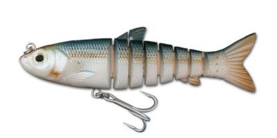 118 Vudu Mullet Pin Fish 3.5 inch 1/4 oz (1/pk)