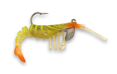40 Vudu Shrimp Bayou Brew 3.25 inch 1/4 oz (2/pk)