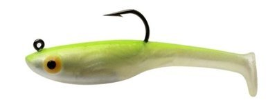 17 Vudu Vixen Key Lime 3 inch 1/4oz (2/pk)
