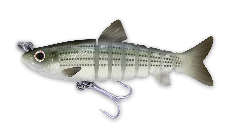 113 Vudu Mullet Striped Mullet 3.5 inch 1/4 oz (1/pk)