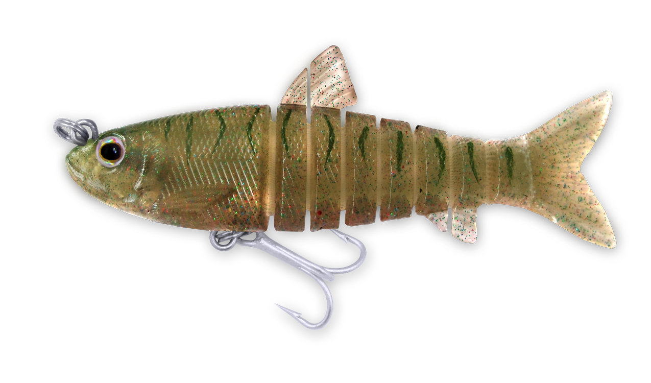 107 Vudu Mullet Magic 3.5 inch 1/4 oz (1/pk)