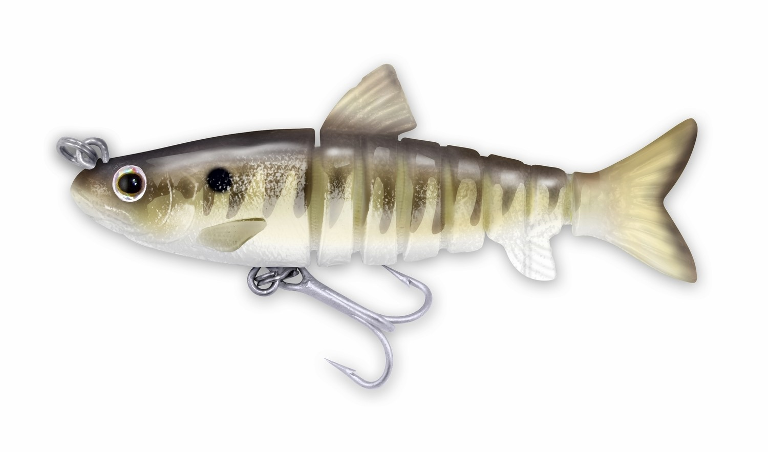 116 Vudu Mullet Croaker 4.5 inch 1/2 oz (1/pk)  DISCONTINUED