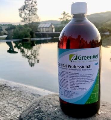 biocondizionatore GreenVet Gill Fish 1 litro