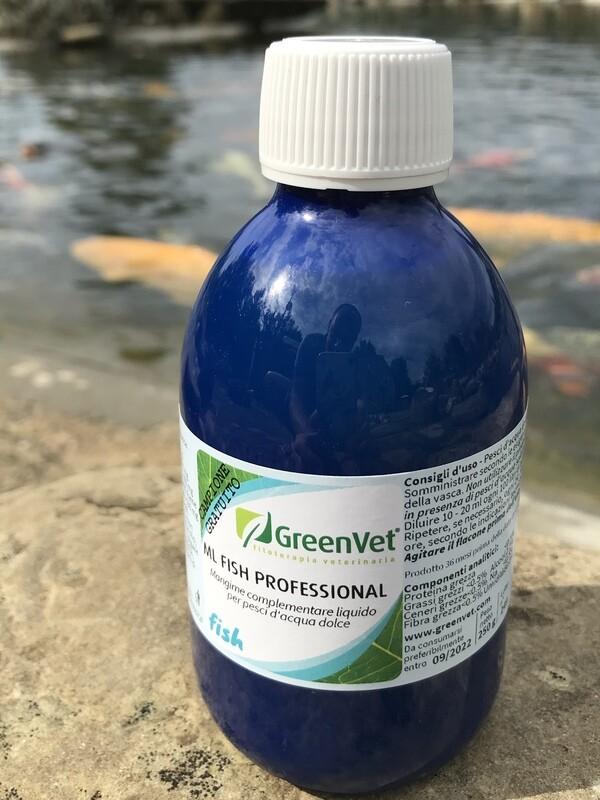 GreenVet ML fish Professional 250 ml