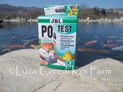 Test Fosfati  PO₄