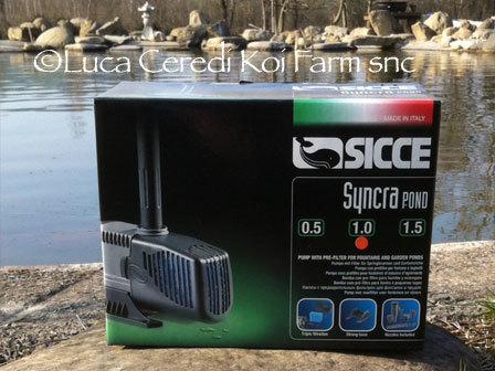 Pompa Sicce Syncra Pond 1.0