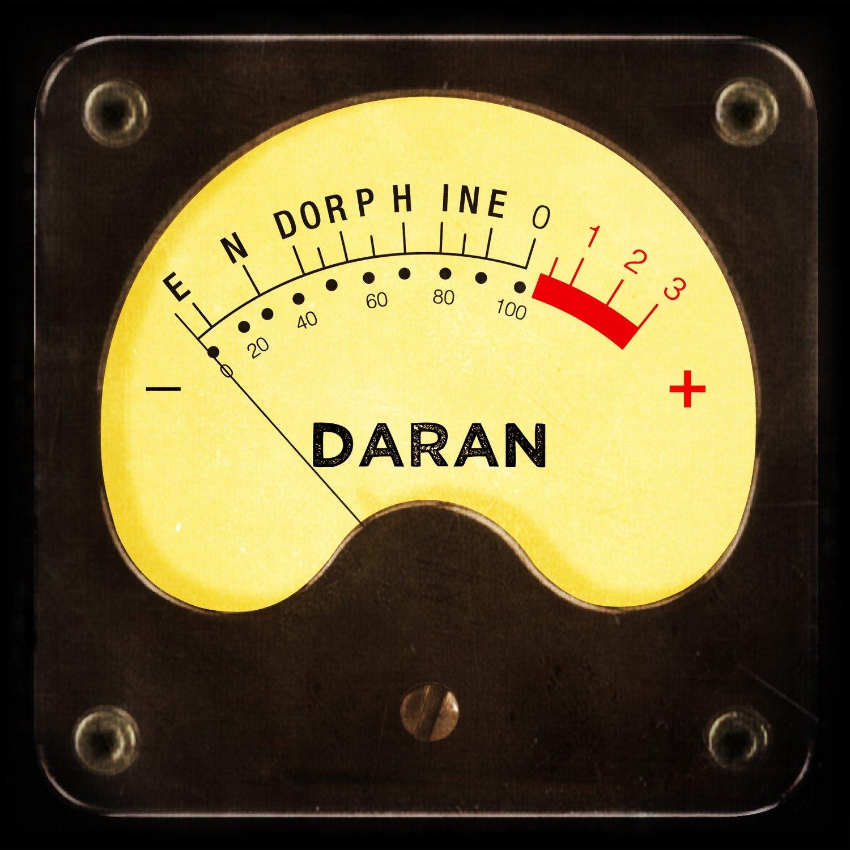 DARAN - Endophine (album CD Digipack)
