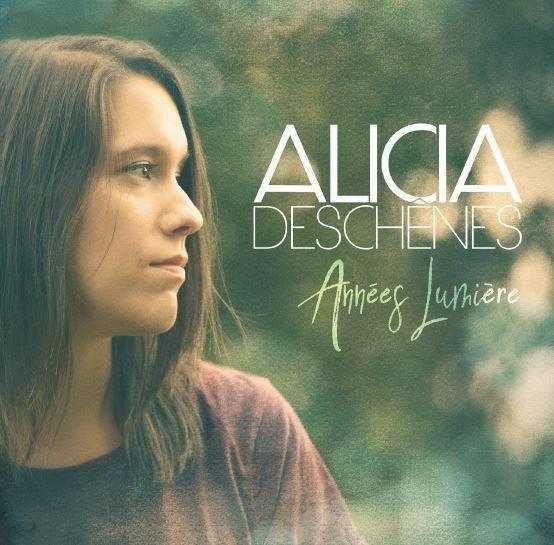ALICIA DESCHÊNES - Années Lumière (EP)