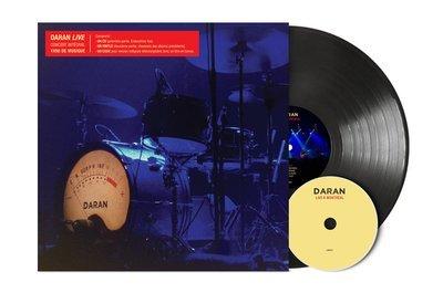 DARAN - Live à Montréal (1 cd + 1 vinyl + 1 code de téléchargement)