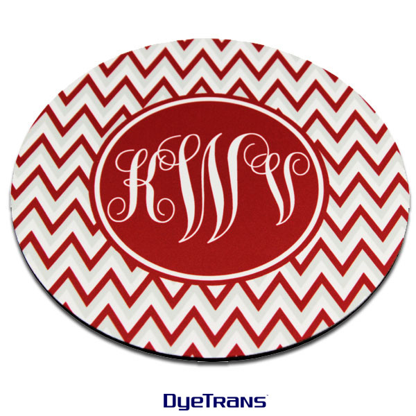 """Round Mouse Pads 1/8"""" X 7.75"""" X 9.25"""