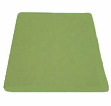 "Heat Conductive Green Rubber Pad - 1/8"" Thick - 6"" x 10.25"""