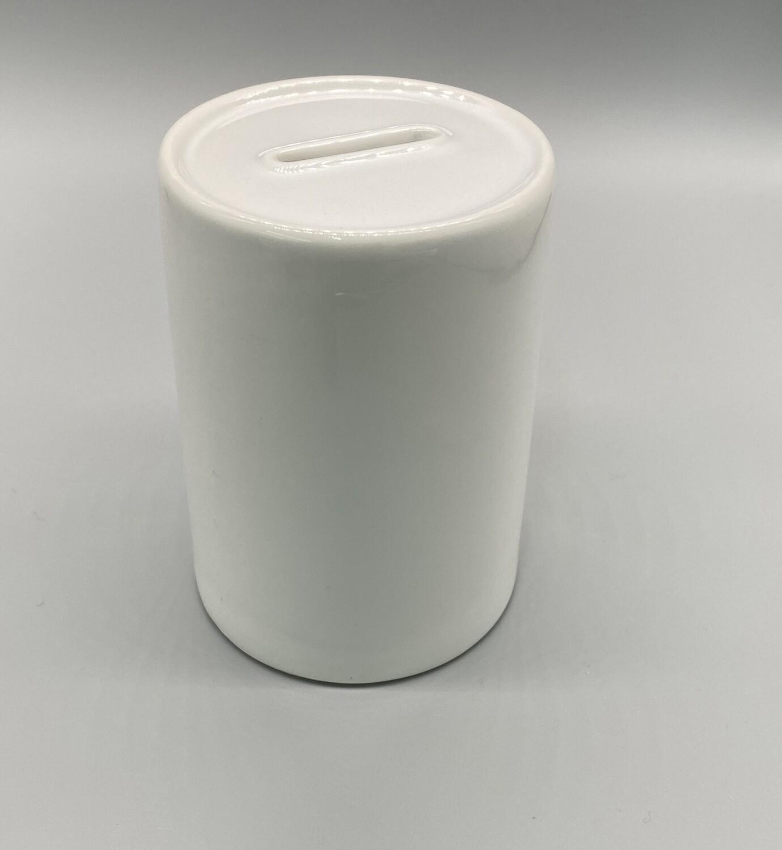 Ceramic coin bank