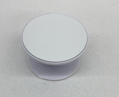 Pop Socket with blank white insert for sublimation