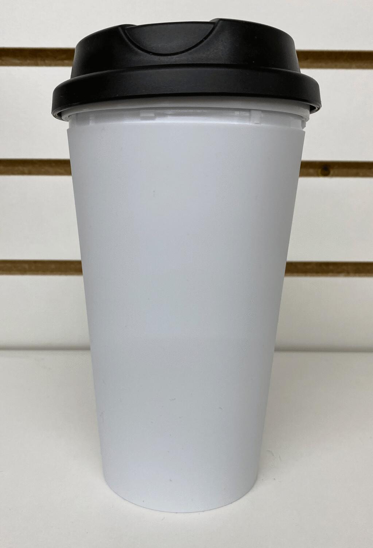 Julep™ Sublimation Blank Polymer Tumbler - 15oz - White