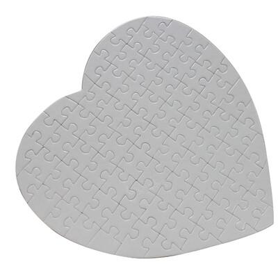 Custom Paper Sublimation Blank Printable Jigsaw Puzzle 80pcs