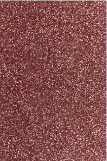 "EasyPSV® Permanent Glitter  12""X 12"" Sheet & Yard (Rose Gold)"