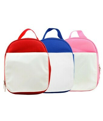 Kids lunch Bag, three available color choices