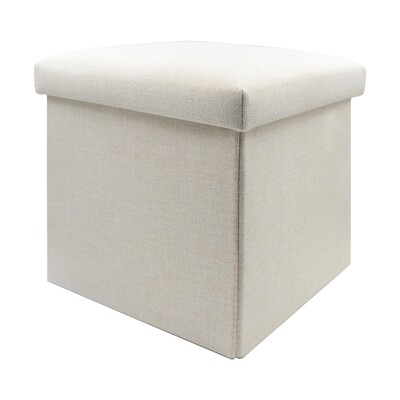 Linen storage stools for sublimation