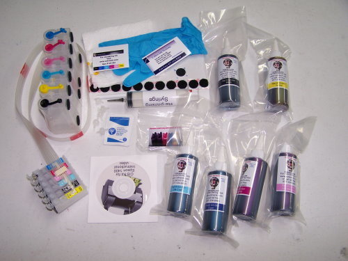 CIS KIT Cobra Epson1430 CIS Sublimation Ink