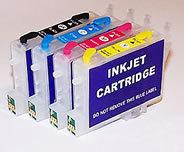 Code 60 sets & singles Pigment ink pre-filled