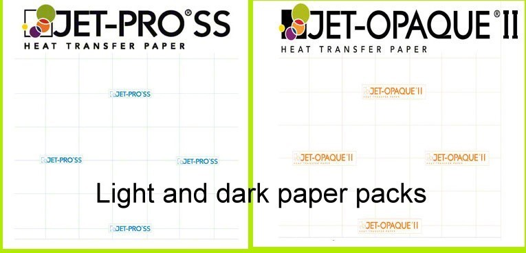 Pigment Ink 11x17 Paper packs