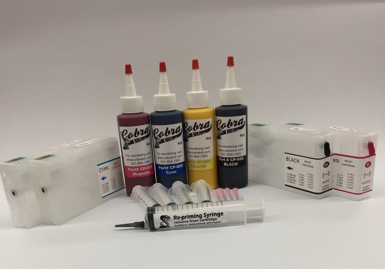 Code 786 Pigment combo pack