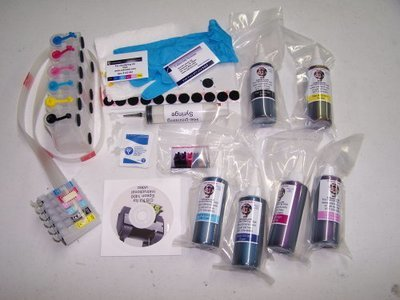 CIS KIT Cobra Epson1430 CIS Pigment Ink