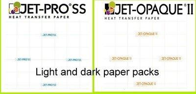 Pigment Ink 8.5X11 Paper packs