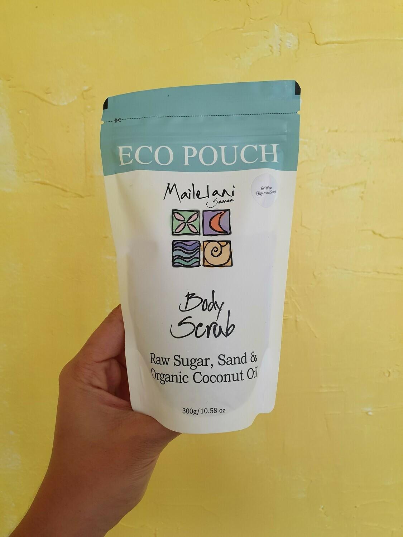 For Men (Polynesian Scent) - Suagr Body Scrub - 300gr