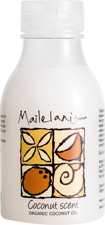 END OF STOCK OIL - Completely Coconut Organic Coconut Body Oil 300ml / 10.14 fl oz