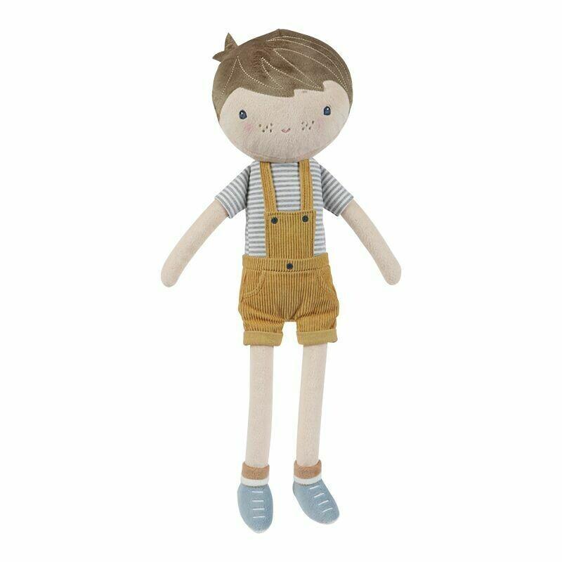 Puppe 50cm Jim