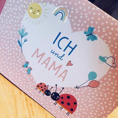 Ich & Mama Eintragbuch