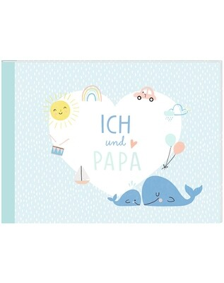 Ich & Papa Eintragbuch