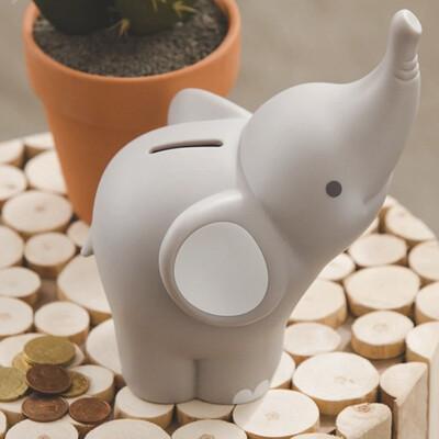 Sparkasse Elefant