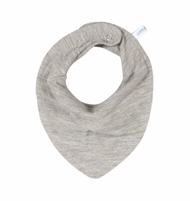 Bandana Halstuch Grau