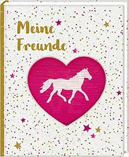 Freundebuch Pferde