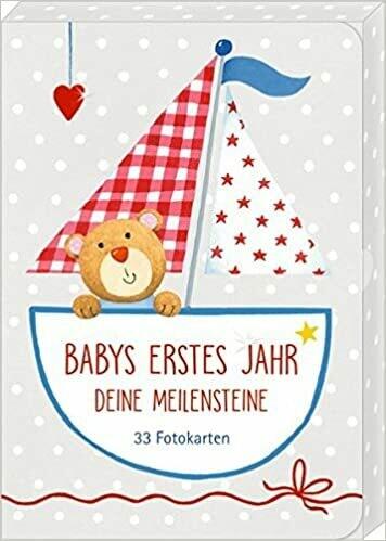 Meilenstein Karten-Set BabyGlück