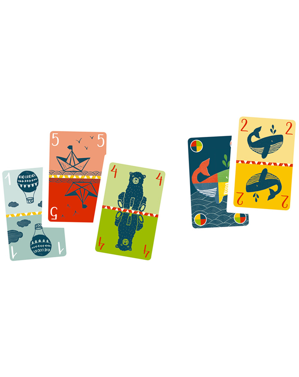 Mau Mau mit wasserfesten Karten