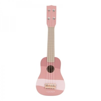 Gitarre Rosa