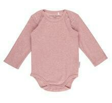 Body Langarm Rosa Little Dutch