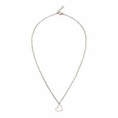 Halskette Love Silber
