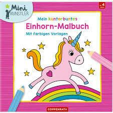 Mini Malbuch