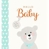 Baby - Eintragalbum mit vielen Extras