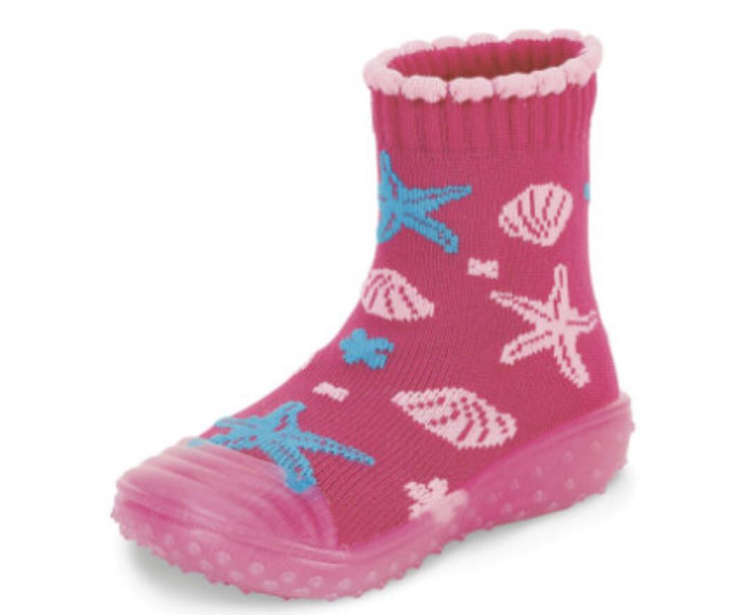 Adventure Bade Socken Pink Sterntaler