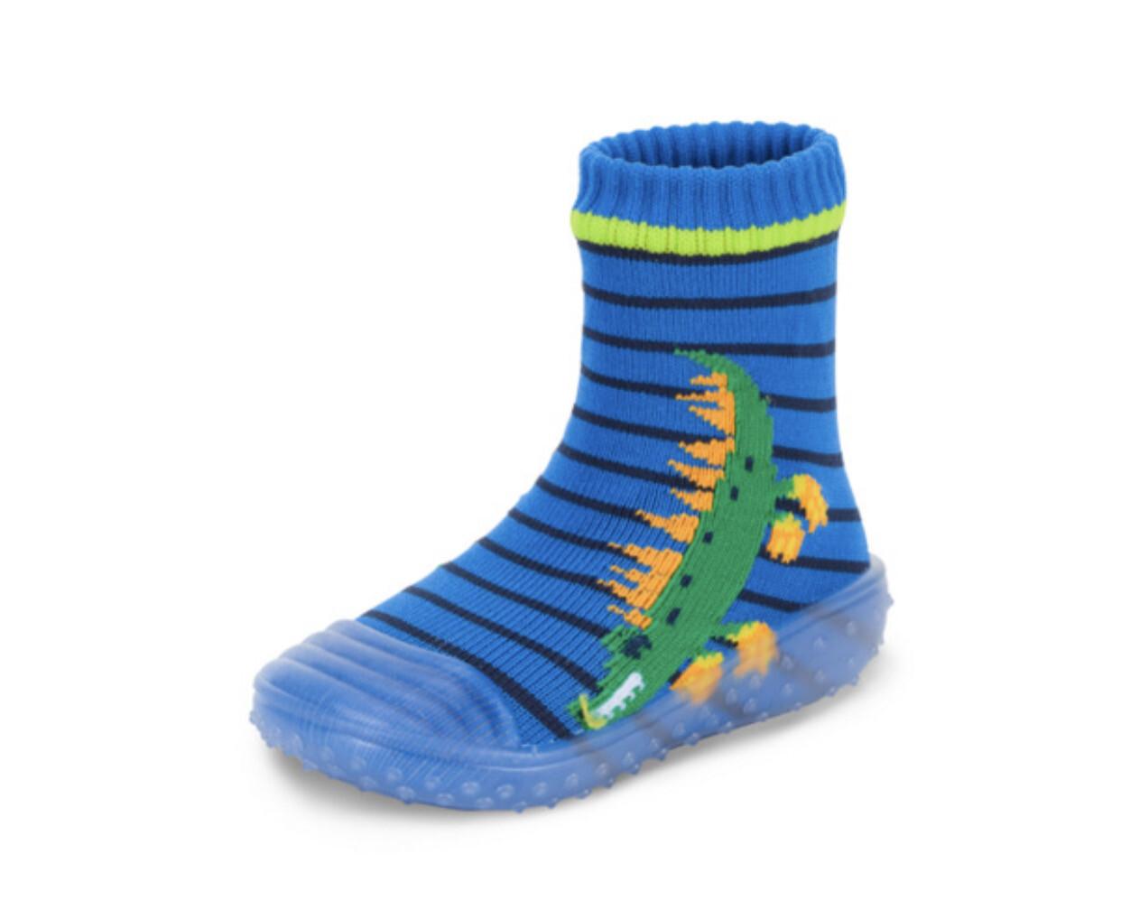 Adventure Bade Socken Blau Sterntaler
