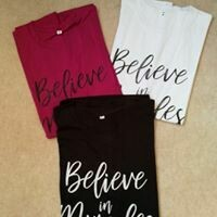Believe in Miracles T shirt