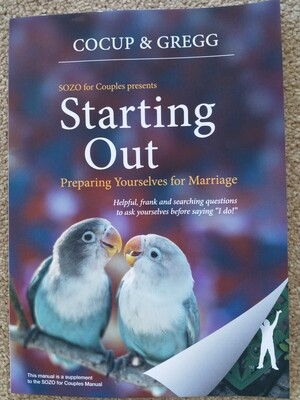 Starting Out : Preparing yourself for marriage