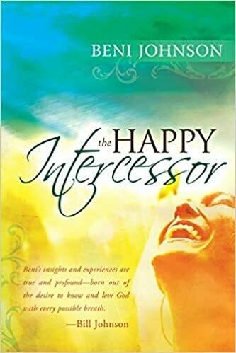 Happy Intercessor by Beni Johnson